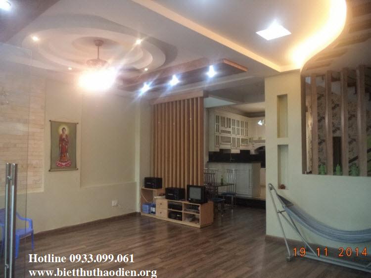 Bán gấp biệt thự đường nội bộ Nguyễn Văn Đậu, Bình Thạnh tuyệt đẹp giá rẻ