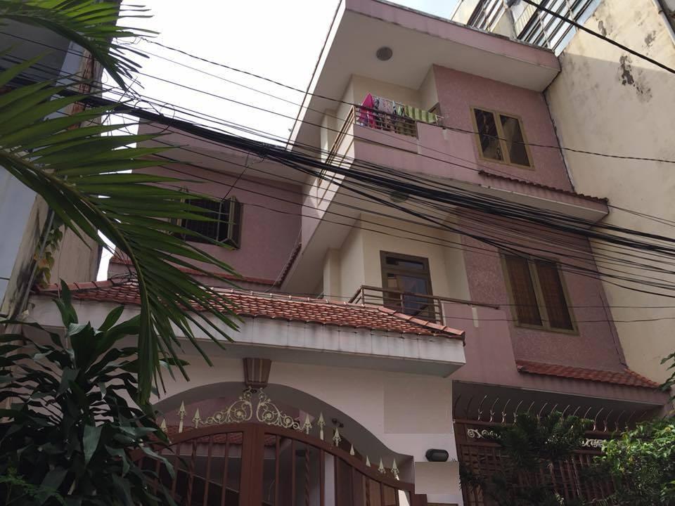Bán biệt thự Nơ Trang Long phường 7 Bình Thạnh 8.3x17m hướng ĐB