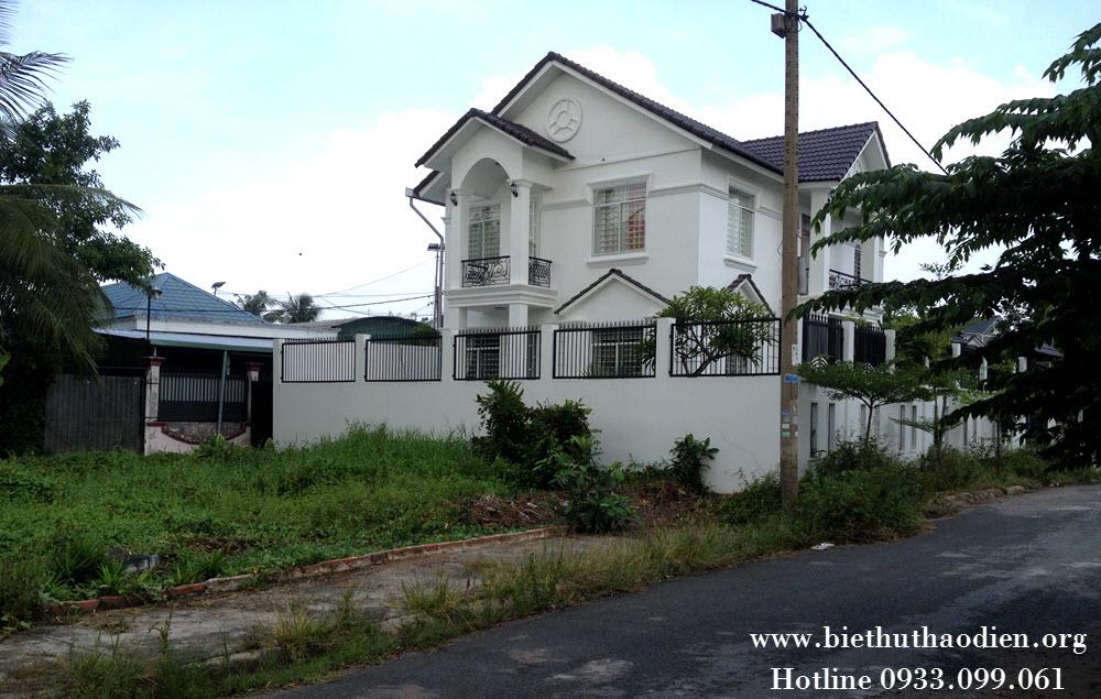 Bán đất biệt thự KDC Phú Nhuận, Hiệp Bình Chánh giá rẻ nhất