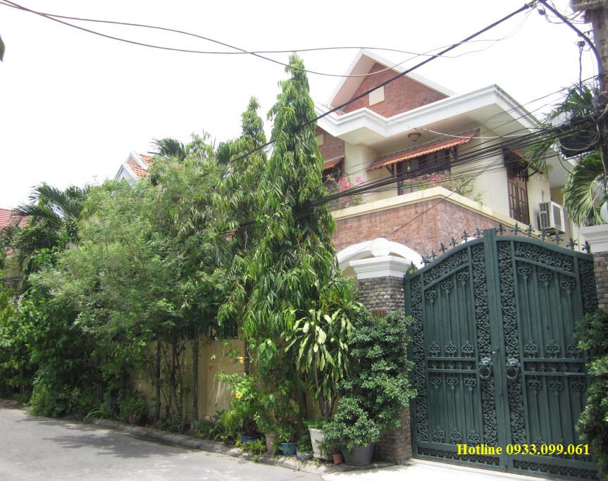 Cho thuê biệt thự Thảo Điền compound, có hồ bơi, biệt thự thiết kế rất đẹp