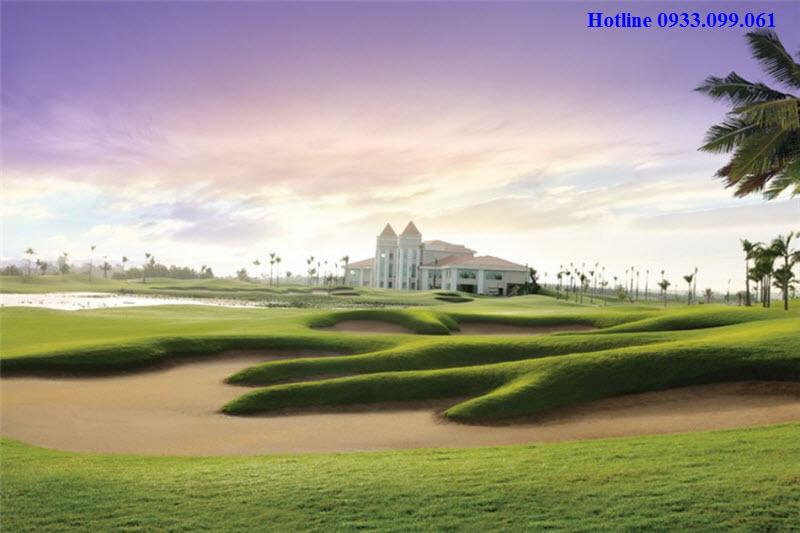 Sân Golf 18 lộ tại khu biệt thự Đại Phước Lotus