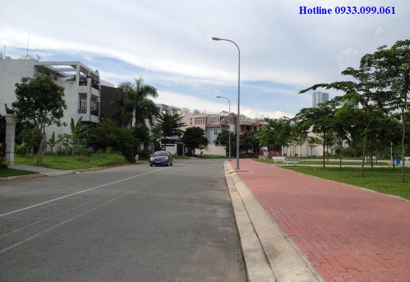 Bán biệt thự An Phú An Khánh ngay công viên, giá tốt