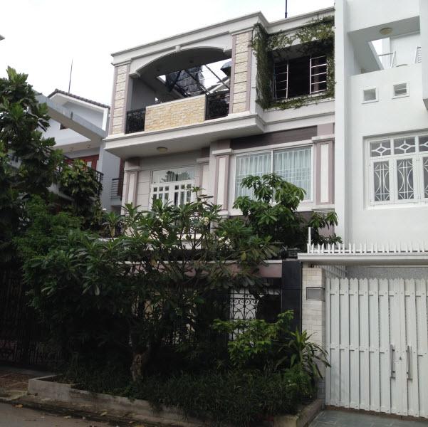 Cho thuê biệt thự khu A, An Phú - Anh Khánh, quận 2