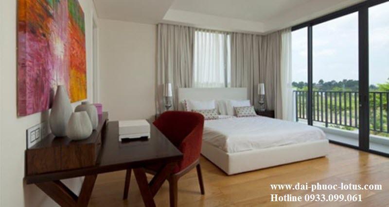Cho thuê biệt thự Đại Phước Lotus ngắn hạn và dài hạn, nội thất cao cấp giá cực rẻ
