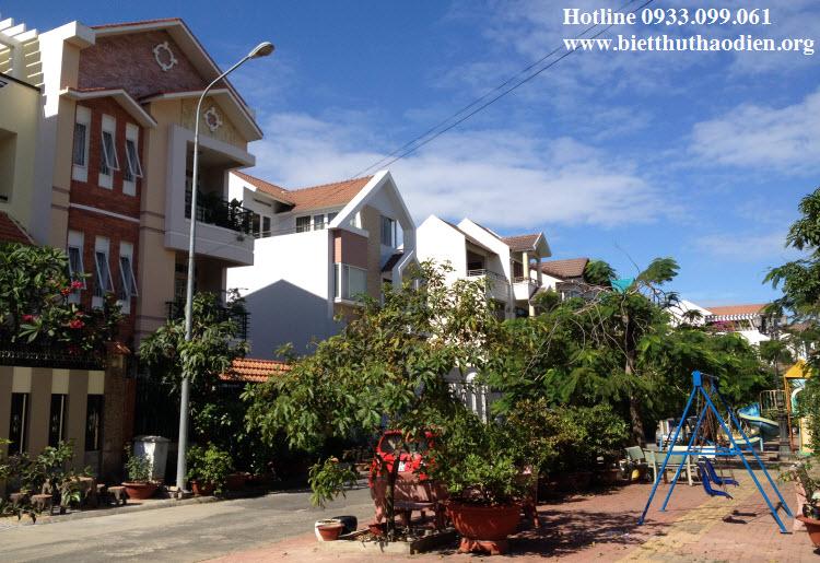 Bán gấp biệt thự nội bộ Trần Não, Bình An Quận 2, ngay bờ sông Sài Gòn giá cực rẻ