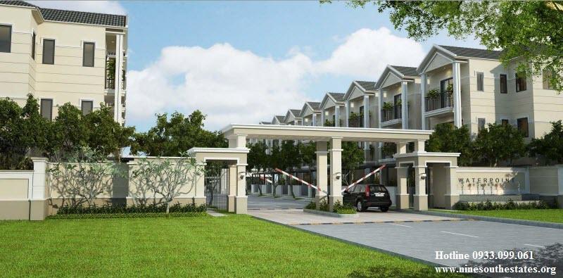 Nine South Estates - Biệt thự liên kế vườn chỉ từ 5,3 tỷ/ căn