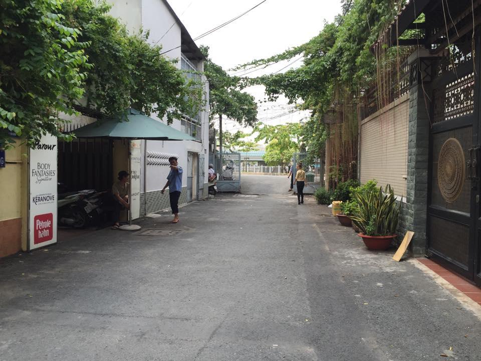 Bán biệt thự Nguyễn Văn Nguyễn phường Tân Định quận 1 giá 11.8 tỷ 7.5x15m
