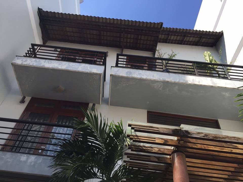Bán biệt thự Nơ Trang Long phường 7 Bình Thạnh 8x21m 3 lầu 10.8 tỷ